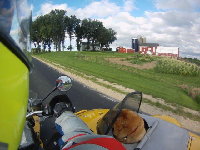 Southern Wisconsin farm