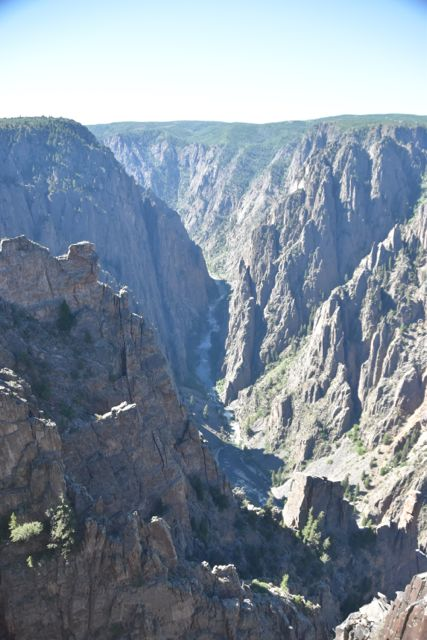 North Rim of the Black Canyon of the Gunnison
